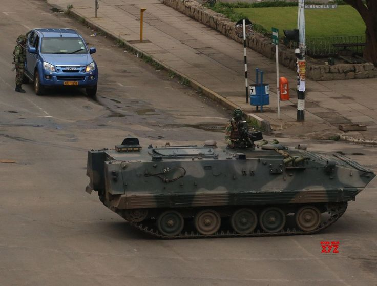 Zimbabwe takeover seems like a coup: African Union - Social News XYZ