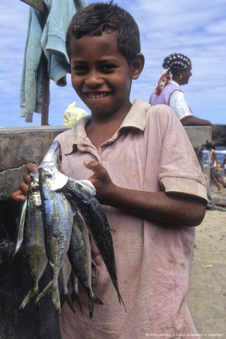 West Africa, Cape Verde (Cabo Verde), Santo Antao island, Ponta do Sol