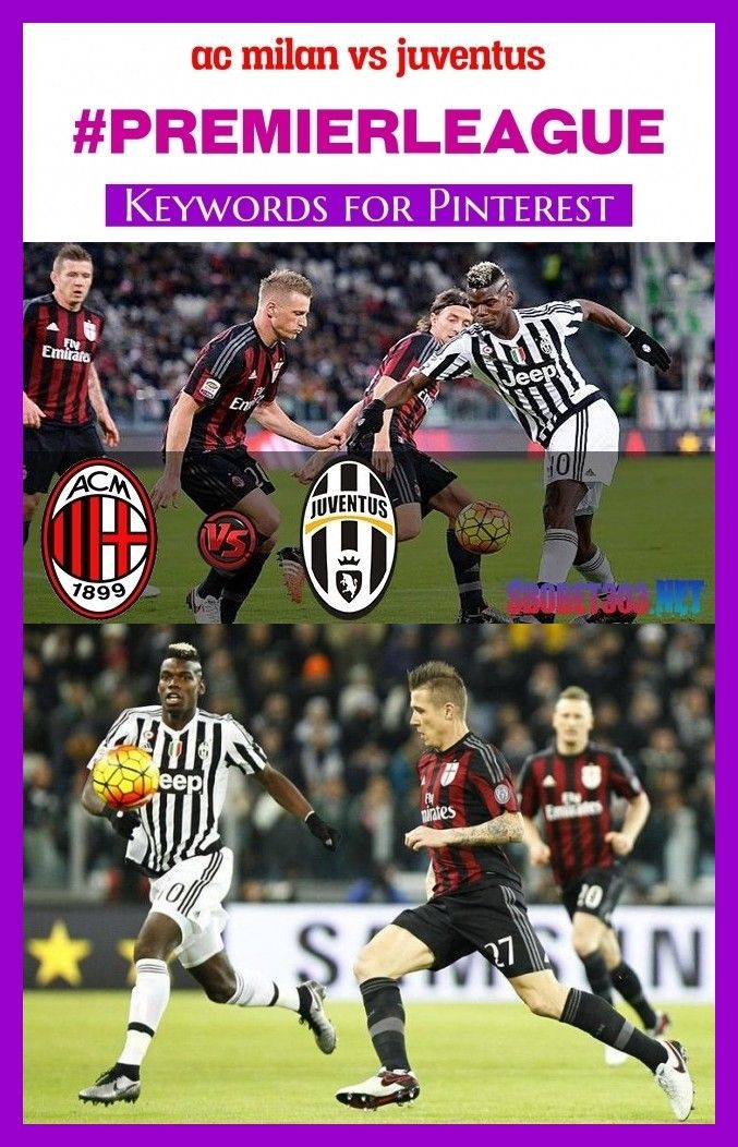 Premier League Pinterest Niche Ac Milan Milan Wallpaper