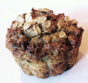 Kinoalı Yulaflı Muffin