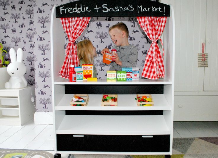 Great Little Trading Company || Wooden Play Shop and Theatre