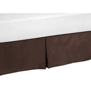 Shop for Sweet Jojo Designs Designer Dot Collection Queen Bed Skirt. Free Shipping on orders over $45 at Overstock.com - Your Online Bedding Accessories Destination! Get 5�0in rewards with Club O!