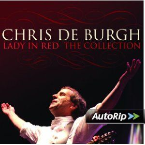 Chris De Burgh - Lady In Red: The Collection #christmas #gift #ideas #present #stocking #santa #music