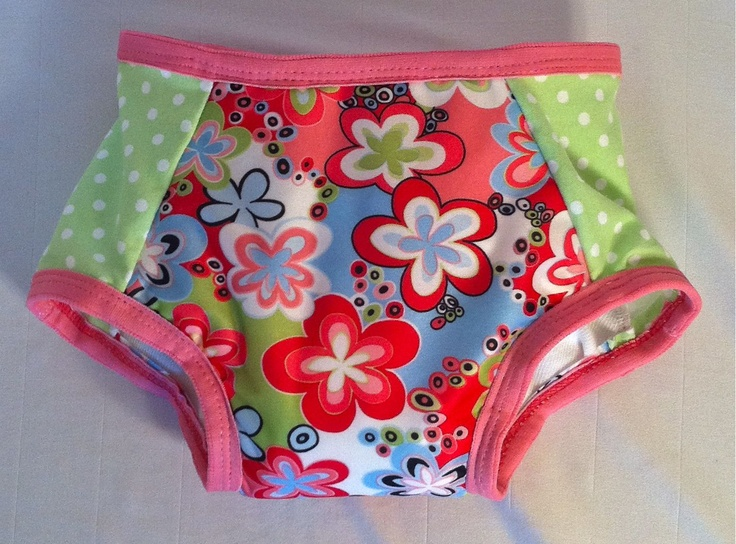 Waterproof Potty Training Girls Pantie