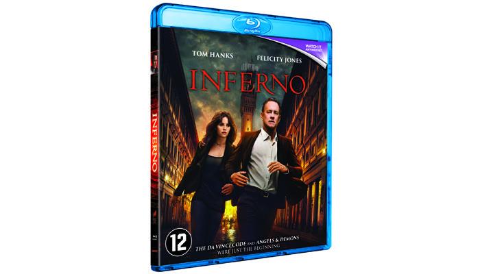 Win Dan Browns Inferno op dvd of blu-ray