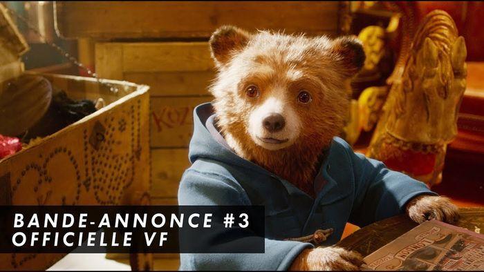 PADDINGTON 2 : Bande Annonce 3 en VF - Le 6 décembre au cinéma !