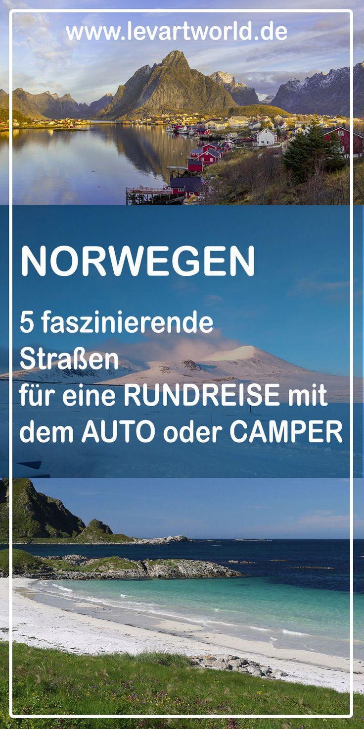 5 faszinierende Straßen für eine Auto-Rundreise in Norwegen mit Kindern