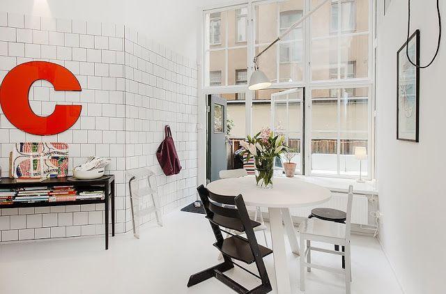 Sugárzóan szép svéd otthon - Inspirációk Csorba Anitától
