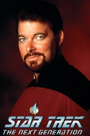 Star Trek : TNG ... William Riker
