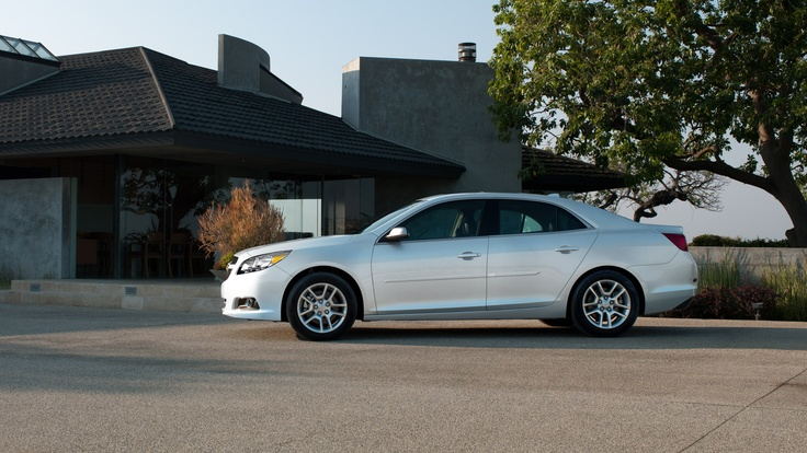 2013 Chevy Malibu...Pick  your color