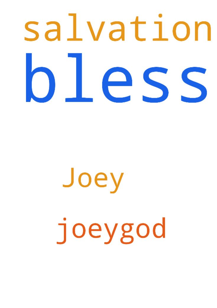 Please pray for Joey.God bless you! Salvation prayer, - Please pray for Joey.God bless you Salvation prayer, in Jesus name Posted at: https://prayerrequest.com/t/CGq #pray #prayer #request #prayerrequest