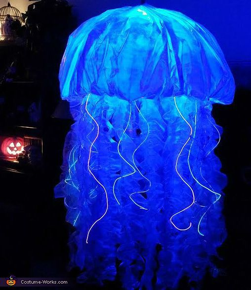 Jellyfish – Halloween Costume Contest at Costume-Works.com