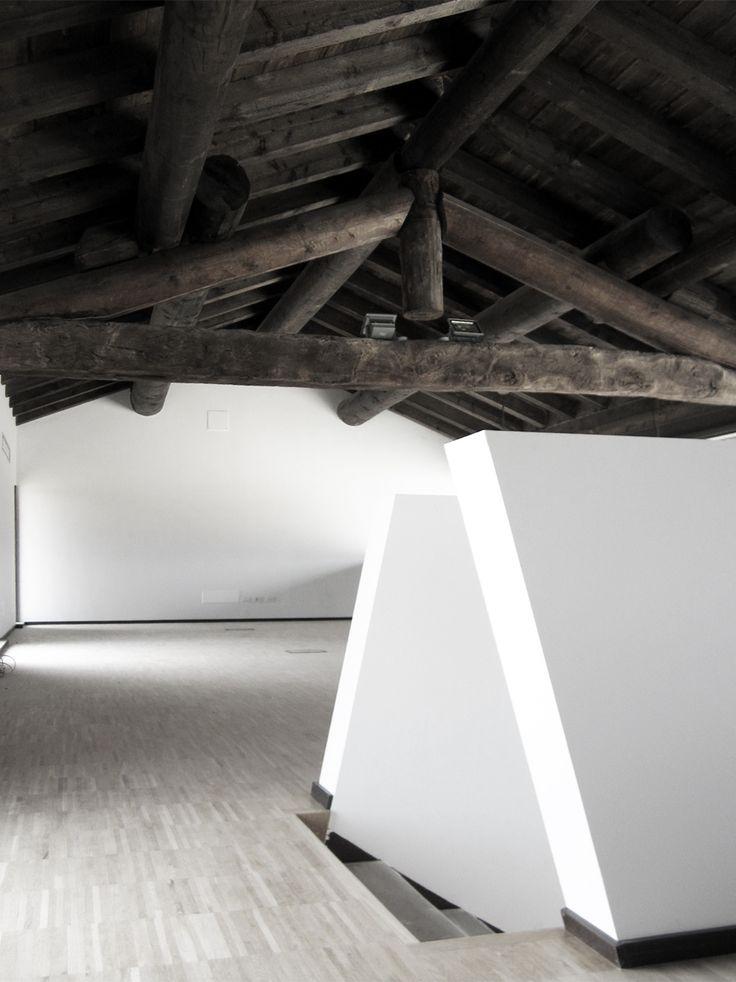 Recupero di un antico edificio: riuso moderno dei materiali di una volta #architettura #interior