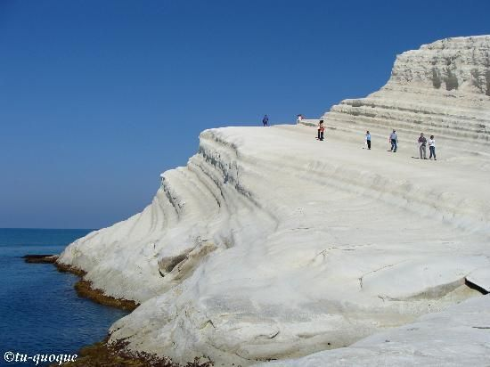 Scala dei Turchi (The Turkish Staircase) Realmonte, Sicily, Italy
