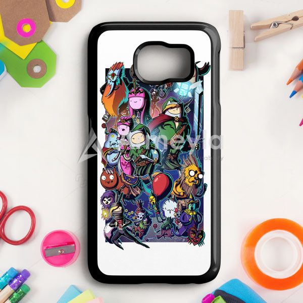 Adventure Time Party Time Samsung Galaxy S6 Case | armeyla.com