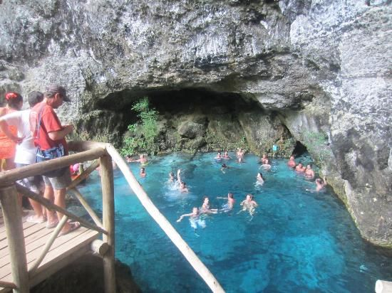 Majestic Elegance Punta Cana: Cave nearby, visited during dunebuggy excursion
