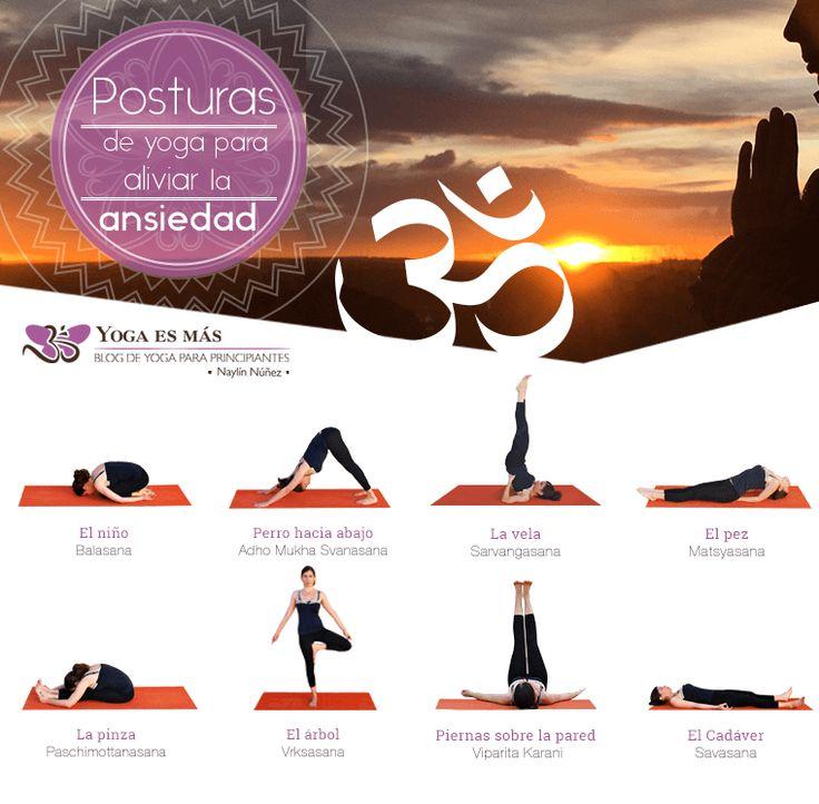 El yoga es un tratamiento natural, eficaz para reducir la ansiedad y la depresión. En este artículo tienes ejemplos reales y estudios de mucha utilidad.