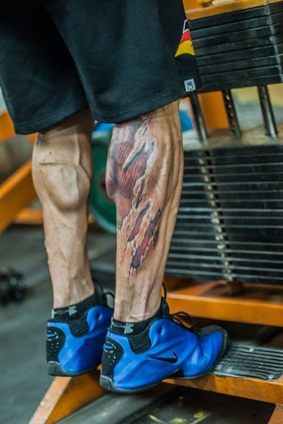 #tatoo#muscles#legs