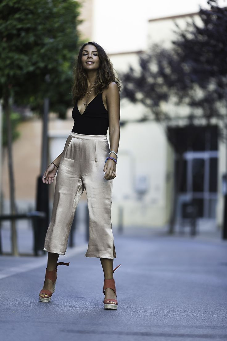 Tenue: http://safiavendome.com/or-contrastes Barcelona look Berhska and Pimkie