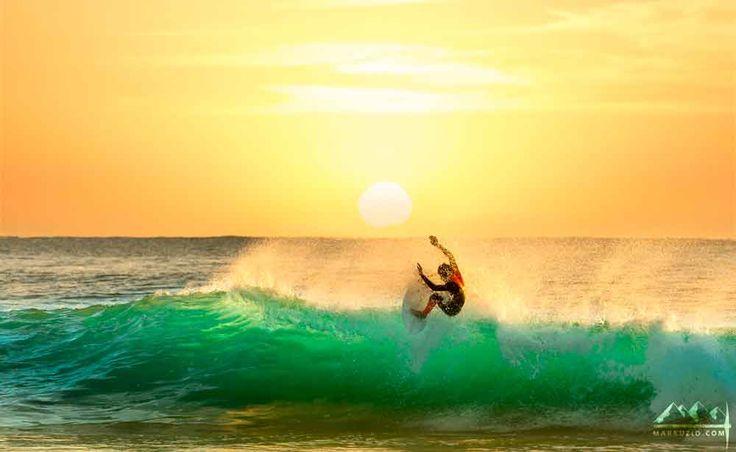 Surf algo que puedes hacer en turismo aventura en el Perú. #travel