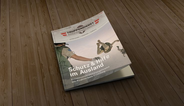 Magazin- Truppendienst