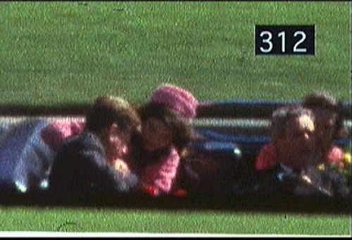 John F Kennedy assassination pictures