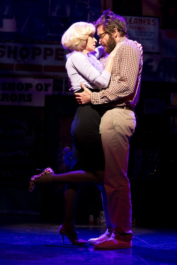 Photo 1 of 11 | Ellen Greene as Audrey in Little Shop of Horrors | Little Shop of Horrors: Show Photos | Broadway.com