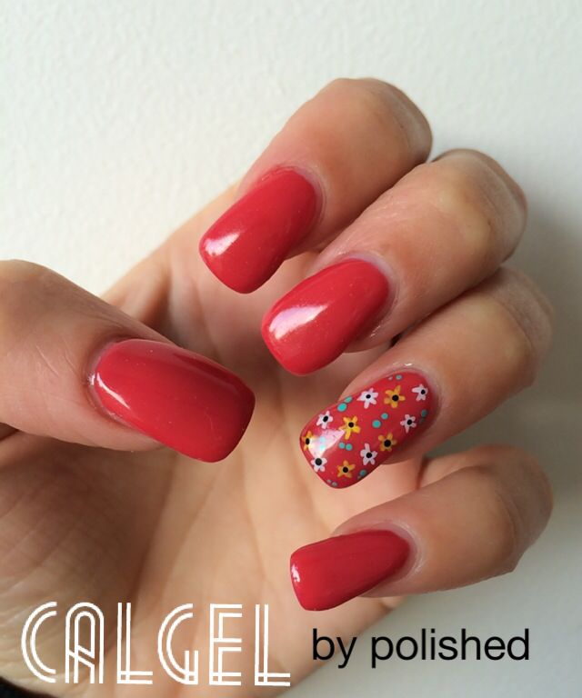 Cal Gel Nail: 65 Best Calgel Nails By Polished Images On Pinterest