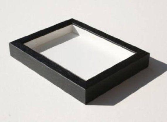 Shadowbox Gallery Wood Frame Black 4x6 5x7 6x6 8x8 8x10 11x14 12x12 16x20 20x24 24x30 Or Shadow Box Picture Frames Shadow Box Wood Shadow Box