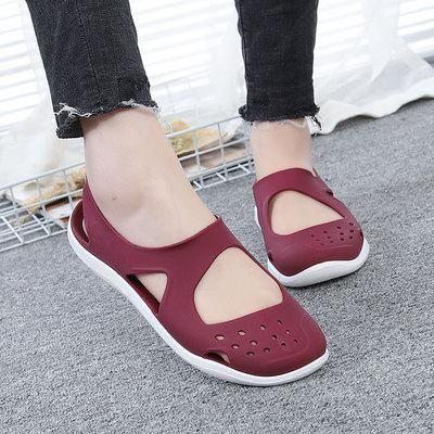 Women's Sandals Lady Girl Sandals Summer Women Casual Jelly