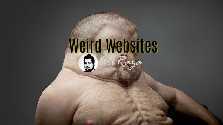 https://aliraza.co/weird-sites/