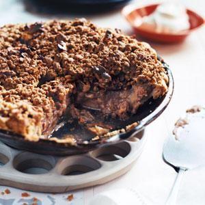 Apple Crumb Pie Recipe   MyRecipes.com