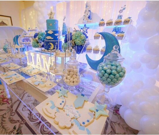 twinkle twinkle little star baby shower baby boy shower ideas