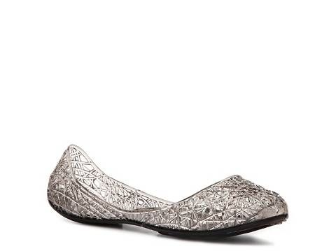 Steve Madden jellies-the best shoes I've bought all Spring---they actually sparkle :)