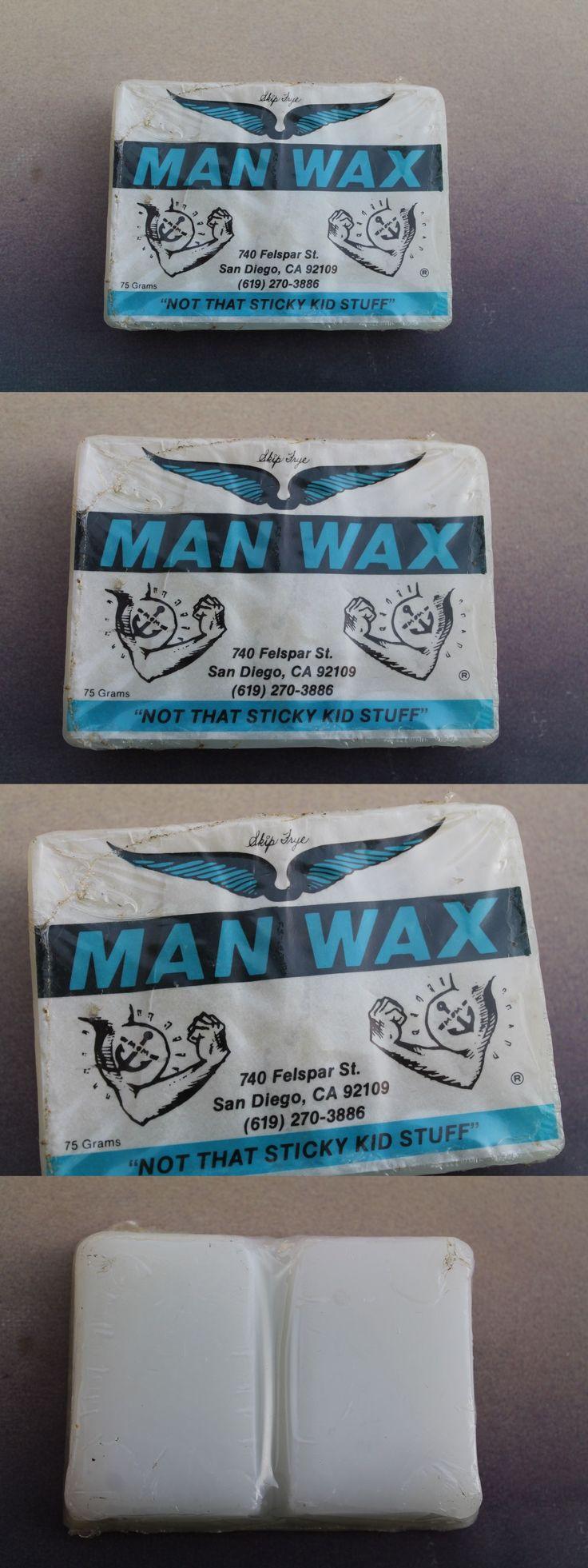 Wax 71166: Skip Frye Man Wax Sailor Tattoo San Diego Board Surf Wax Vintage Surfboard Wax -> BUY IT NOW ONLY: $69.99 on eBay!