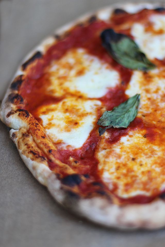 The Perfect Pizza Dough