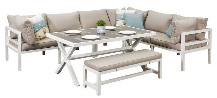 Aqua Dining Modular, outdoor modular, outdoor modular lounge perth