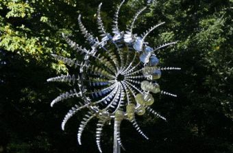 Kinetic Sculptures by Anthony Howe