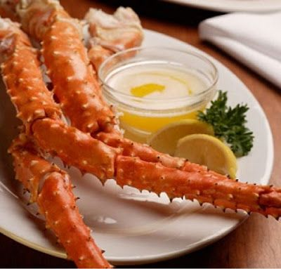 Food Network Grilled Crab Legs