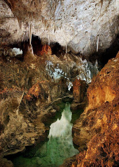 Carlsbad Caverns National Park, New Mexico by Sean O'Gara