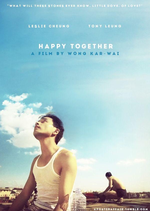 Happy Together (1997)  Director: Wong Kar-Wai  Leslie Cheung, Tony Leung Chiu-Wai, Chen Chang