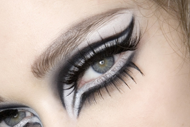 Christian Dior, Fall 2008 makeup