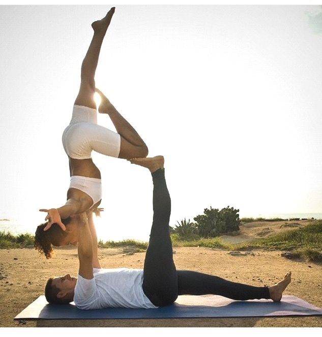 Partner Yoga Wikipedia Partneryoga Partner Yoga Poses Couples Yoga Couples Yoga Poses