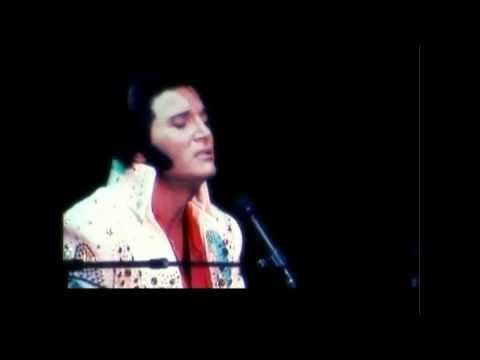 """▶ ELVIS PRESLEY """"UNCHAINED MELODY"""" - YouTube"""
