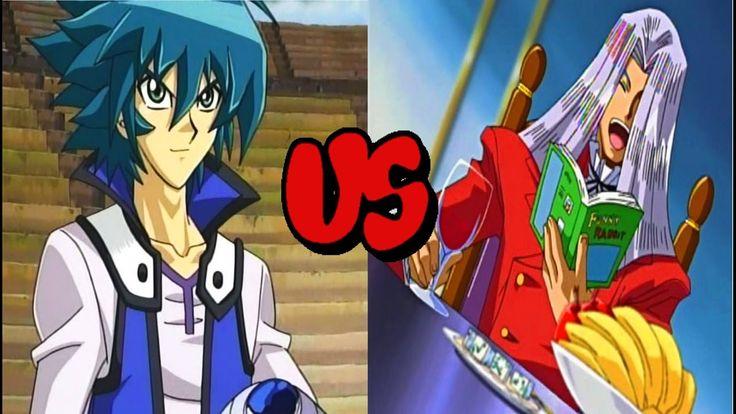 The King of Games Tournament: Jesse vs Pegasus (YGOPro)