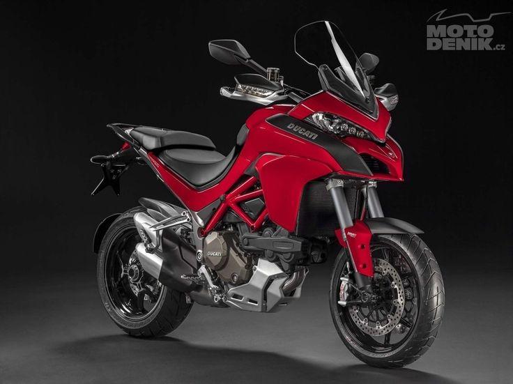 Motodenik.cz - EICMA 2014: Ducati Multistrada s ADV