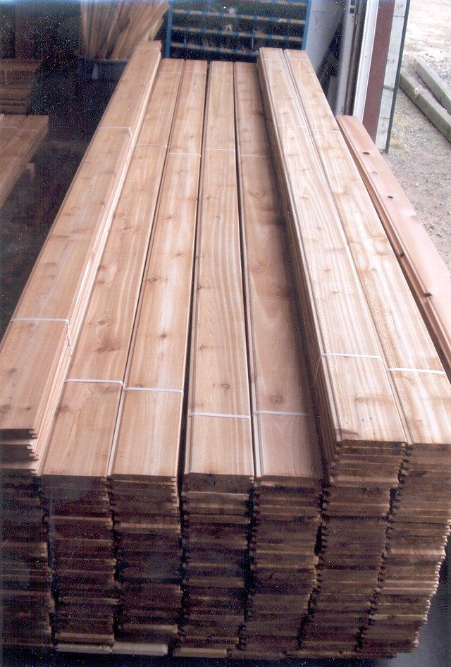 Best 25 cedar tongue and groove ideas on pinterest wood - Tongue and groove exterior decking ...