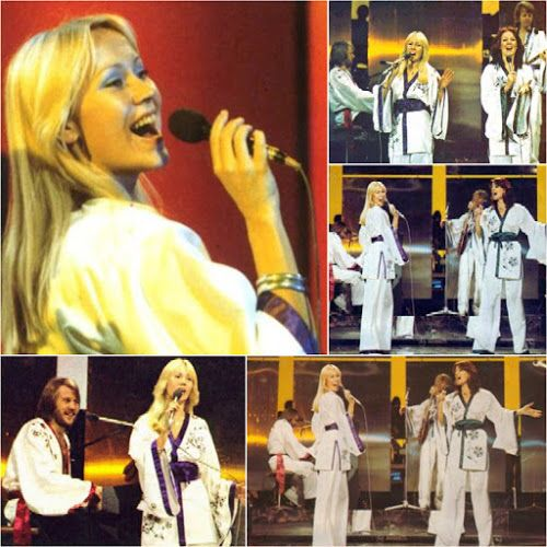 "On the 20th November 1976 Abba were in the Netherlands filming a TV show where they performed a number of tracks including ""Money, Money, Mo... #Abba #Agnetha #Frida http://abbafansblog.blogspot.co.uk/2016/11/abba-date-20th-november-1976.html"