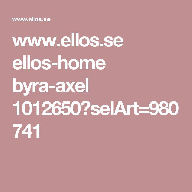 www.ellos.se ellos-home byra-axel 1012650?selArt=980741