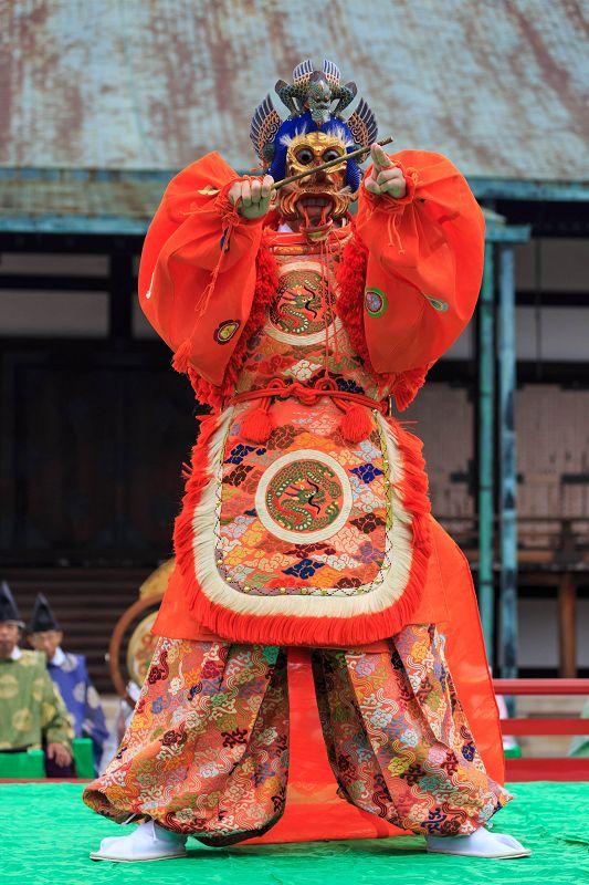 雅楽/蘭陵王・納曽利(京都御所・一般公開) : 花景色-K.W.C. PhotoBlog